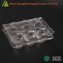 Plastic quail egg box for sale